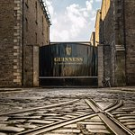 The Guinness Storehouse is up the hill from O'Sheas, thats why our pints are so creamy.