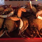 1 dozen large crabs for just over $50! Great deal!