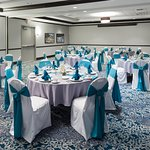 Banquet space available for up to 125 guests