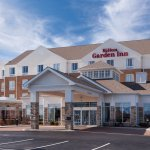 Welcome To The Hilton Garden Inn
