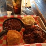 Southern Hospitality's Pulled Pork Dinner