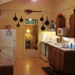 3BR cabin's kitchen