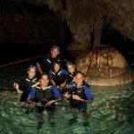 Photo de Cenote Chaak Tun