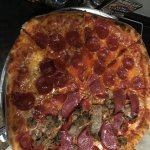 Not so good pizza