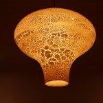 A modern Danish lamp