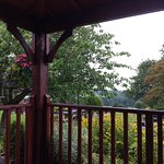 Beautiful even in the rain