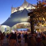 Cirque du Soleil. Disney Springs. Orlando. Florida