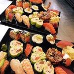 Sushi...ottimi e fantasiosi!