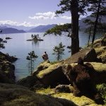 Sasqutach on Harrison Lake (courtesy of Tourism Harrison)