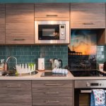 Beachfront Apartment:Kitchenette