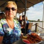 Fish & Chips at Sundown