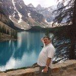 Moraine Lake Foto