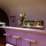 The trendy bar!