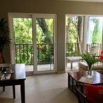 Deluxe Ocean View Living Room