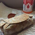 Frijoles Fresh Mex Burritosの写真