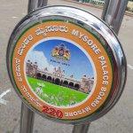Palace stamp