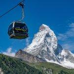 Lift and Matterhorn