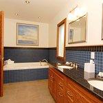 Bathroom in Winemaker Suite
