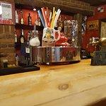 Superb tavern.