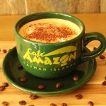 Cafe Amazon Organic Fair Trade Certified Colombian Coffee