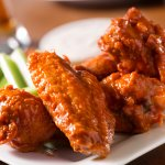 Chicken Wings for the win!