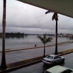 VISTA AL RIO TUXPAN DESDE HABITACION