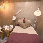 Haven Spa Beauty treatment room at Riad Dar Haven