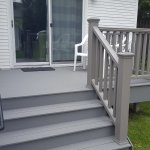 Cedar: Private deck