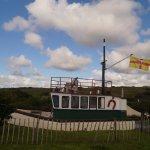 The glamping trawler