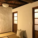 this is the master suite room with other side with tatami