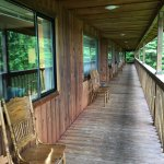 Front porch and lodge chairs