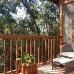 Honeymoon Suite with private deck and outdoor shower for two