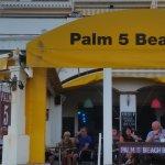 Palm 5 Beach Bar