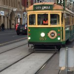 Tram (free in the central region)