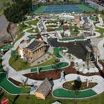 "19 Hole ""Panhandle Loop Mini Golf Course"""