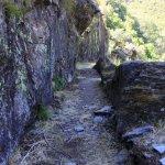 Canal de abastecimento de agua a las minas romanas de las Medulas