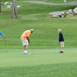 StoneRidge Golf Course, located next to resort