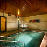 Hot Tub in Recreation Center