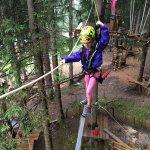 Naturezeit.eu high ropes course