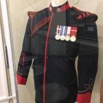 Musician's uniform