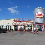 Conveniently located at corner of I-90 and US 287 in Three Forks.
