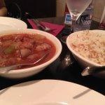Gorgeous dinner!!!