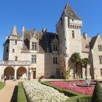 un petit joyau sur la Dordogne : Milandes