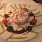 Tasting Menu Dessert - Key Lime Tart