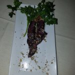 Biltong (we ate most of it before the pic)