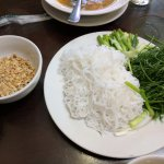 Hanoi grilled fish add-ins