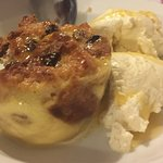 Bread and Buttler Pudding