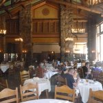 Dining Room at Lunch