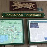 Tanglewood entrance