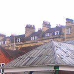 Rear of Great Pulteney Street.
